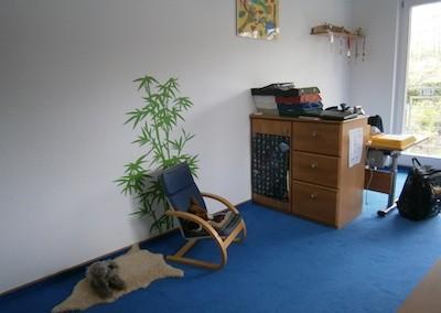 Kinderzimmer nachher - neuer Arbeitsplatz
