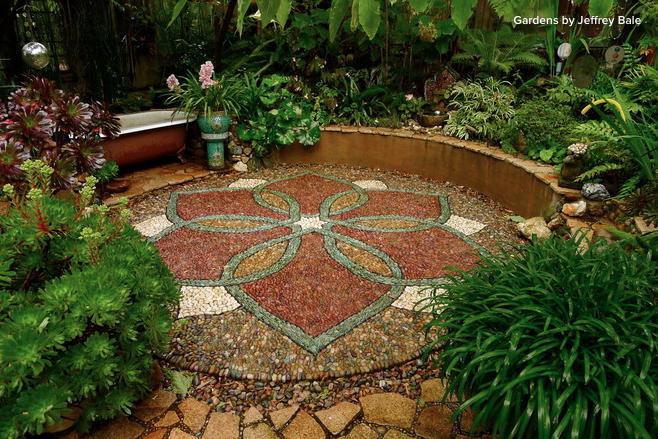 Kraft der Symbole im Garten nutzen