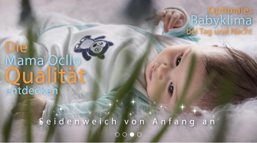 Wellness Tipp für Babys – MAMA OCLLO