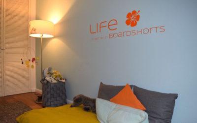 Tipps für Kinderzimmer – LIFE … is better in Boardshorts !
