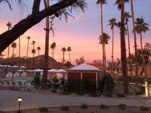 Feng Shui Reise Arizona Sonnenuntergang