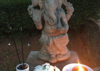 Ganesha für Glück