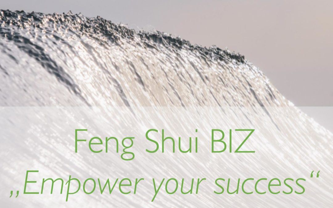"Event ""Business Feng Shui – For a Better Worklife"" am 9.1.2018 in Hamburg"