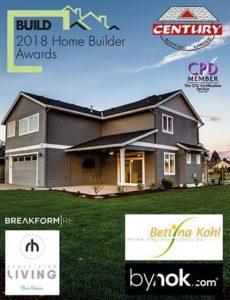 Cover Home Builder Awards Build Magazin 2018