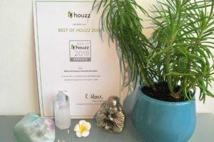 Bettina Kohl Gewinner Houzz Award 2018 Service