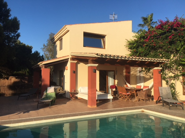 Wohnung inkl. Büro auf Ibiza